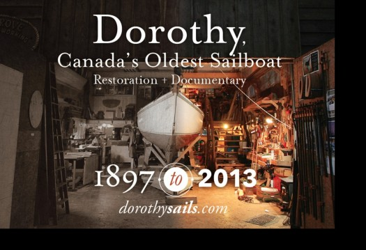 Saving Dorothy - 'Canada's Oldest Sailboat'