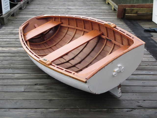 Club Boats | Oarlock and Sail Wooden Boat Club